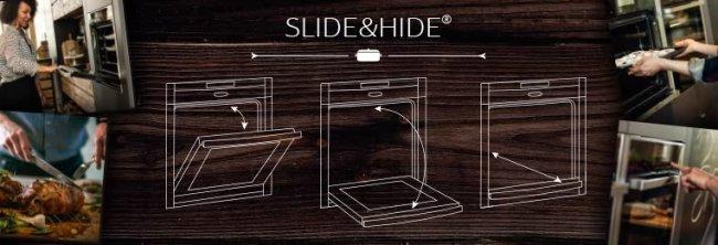 Hide&Slide Oven