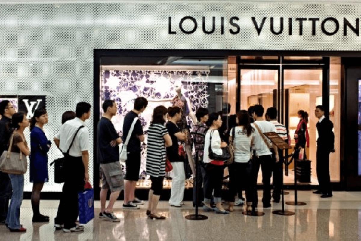 Post-Brexit luxury boom
