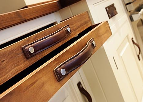 Turnstyle Designs Leather Handles