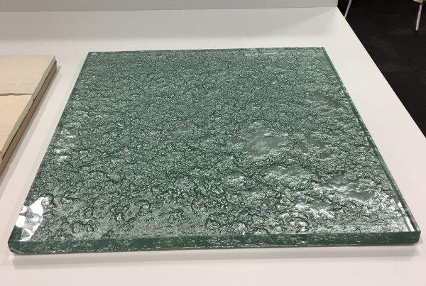 multi-layer glass panel