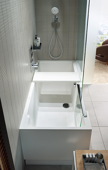 Shower + Bath by EOOS for Duravit