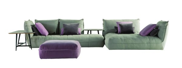Ocetet sofa for Roche Bobois