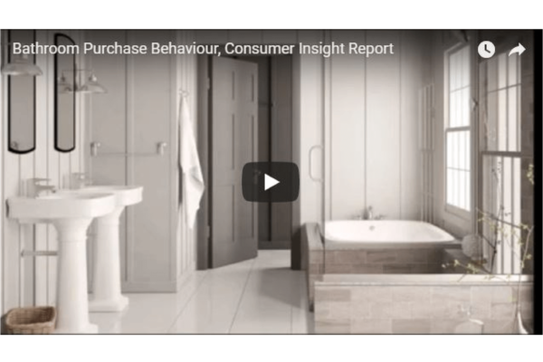Bathroom Purchase Behaviour Consumer Insight Report