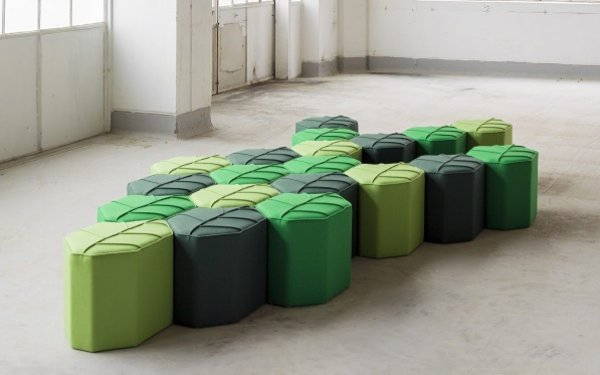 Leaf Seat from Design by Nico