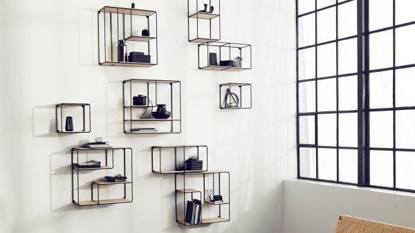 Anywhere Shelving by Korridor Design