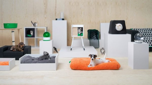 Ikea pet furniture range
