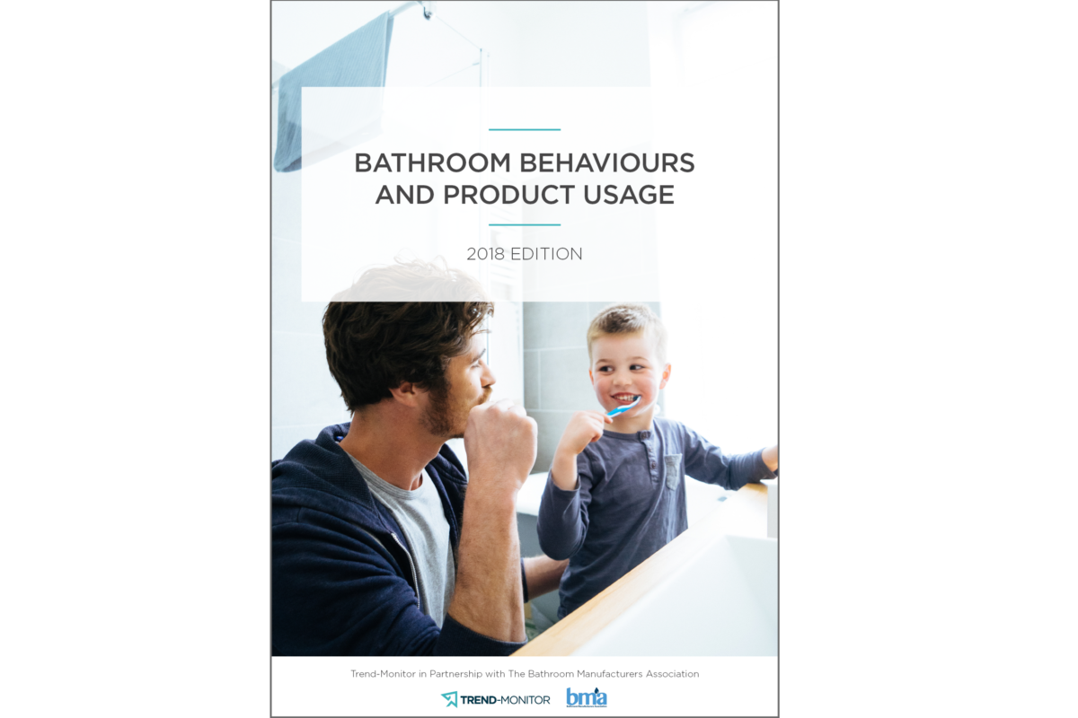 Trend-Monitor Bathroom Behaviour and Product Usage
