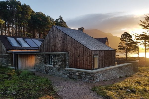 Lochside House RIBA house of the year 2018