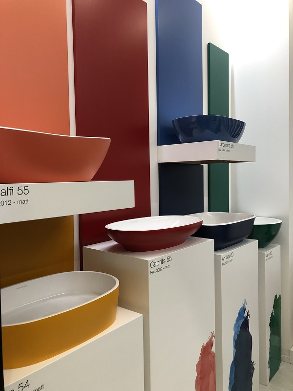 Victoria + Albert Baths RAL Colours