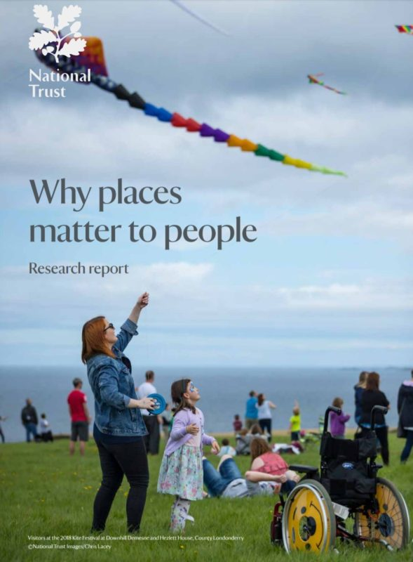 National Trust why Places Matter to People