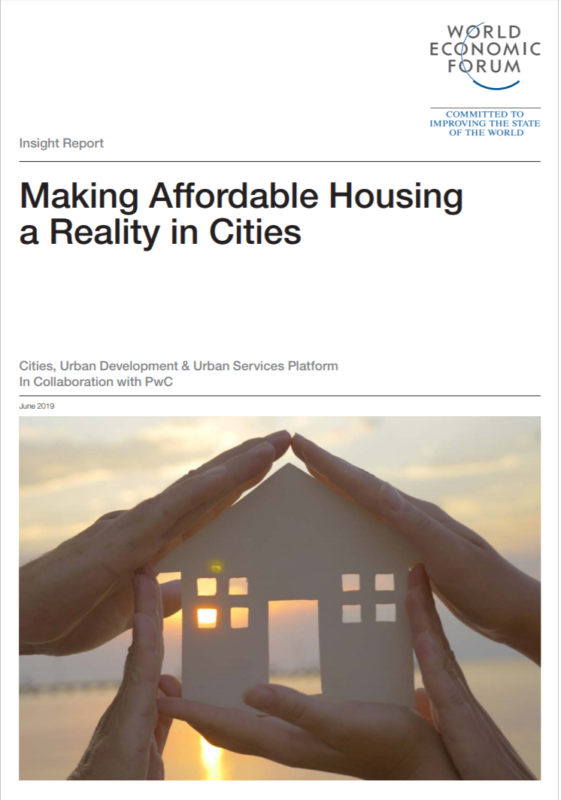 WEF Affordable Housing In Cities report