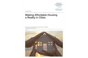 WEF affordable housing