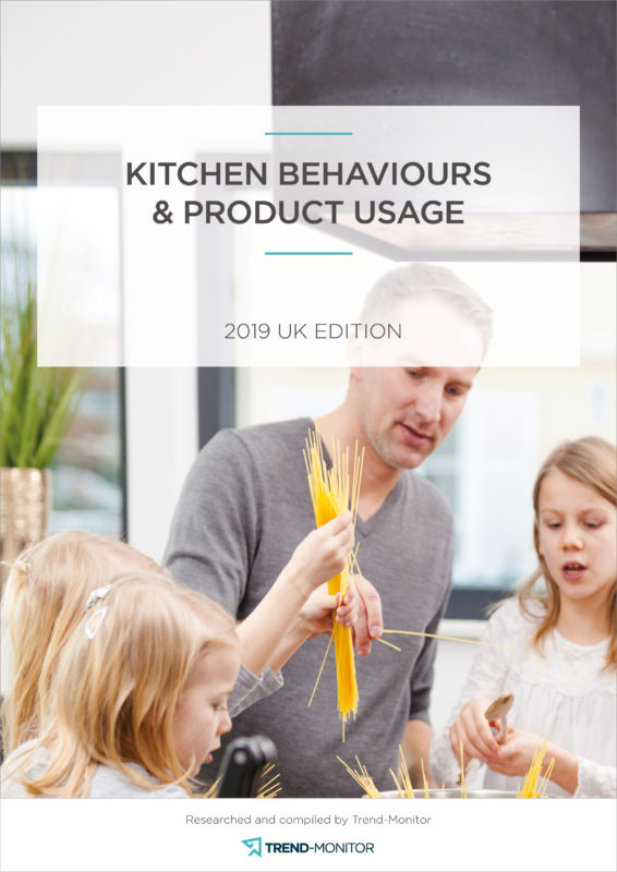 Trend-Monitor Kitchen Behaviours and Product Usage Report