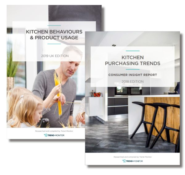 Trend-Monitor Kitchen consumer insight report package