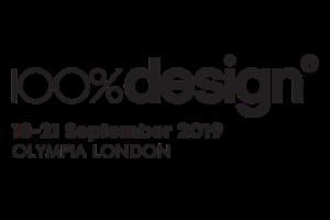 100 percent design show 2019