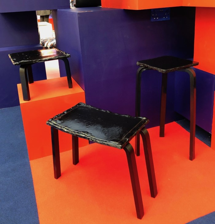 Clemence Grouin Rigaux 100 percent design london 2019