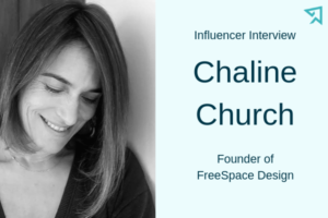 Trend-Monitor Influencer interview Chaline Church