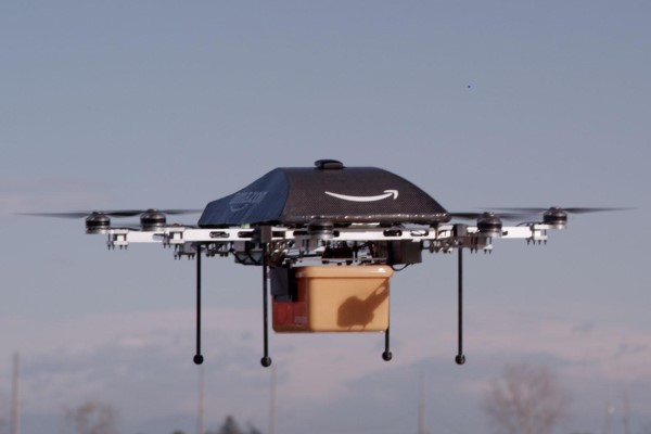 Retail Trend: Drones and Robots