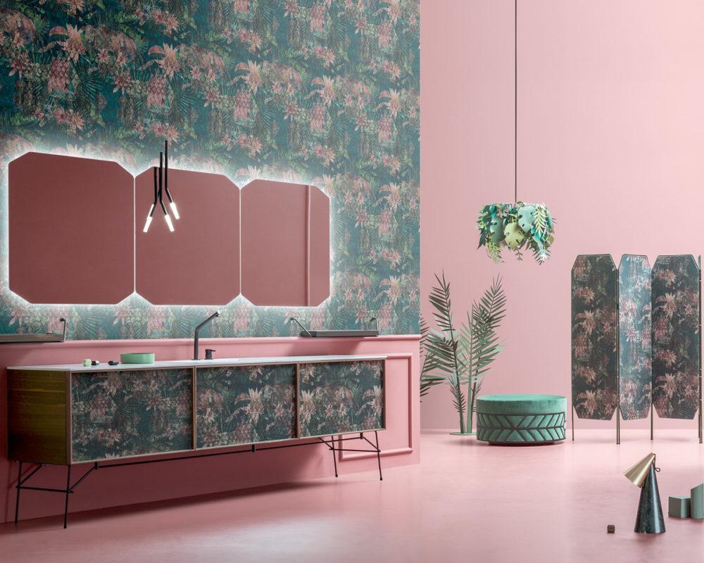 Bathroom trends from Cersaie 2019