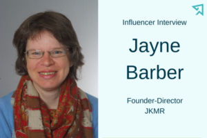 Jayne Barber Interview
