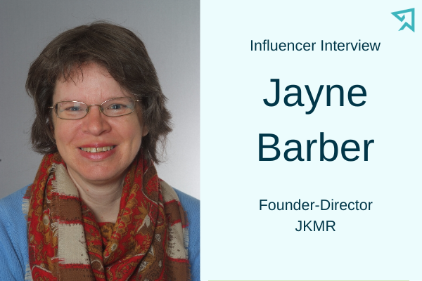 Jayne Barber Interview