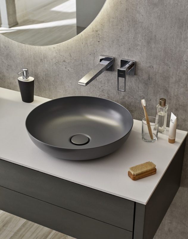 Kaldewei Miena washbasin Sleep and Eat 2019 design trends