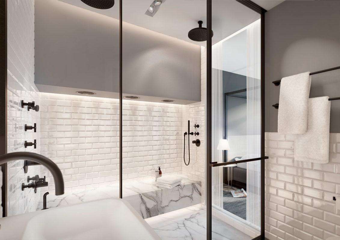 Sieger Design small size premium spa