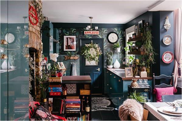 Lily Sawyer Interior Design maximalism