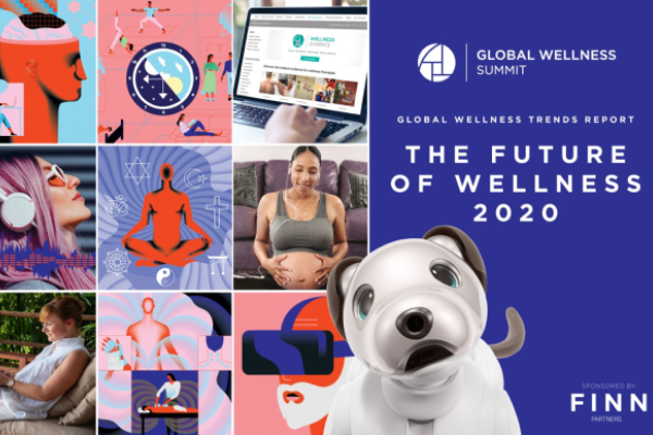 Trends driving the global wellness market